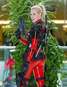 Deadpool by Betty Nu...