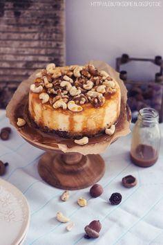 "butiksofie: delicious New York cheesecake ""autumn edition"""