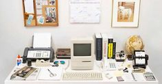 You Won't Believe How Your Workspace Has Changed Over The Years... Wow.