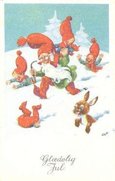 Vilhelm Hansens produktion af postkort