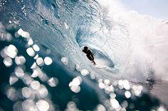 Coastal Style: Ocean Blues