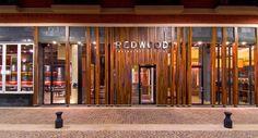 Grizform Design Architects - Washington DC :: restaurant / Redwood