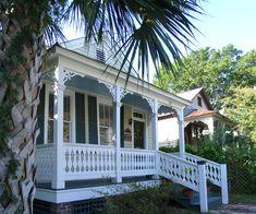 Mississippi Victorian Photos | ... 01.jpg: palm tree, creole cottage, shotgun cottage, victorian cottage