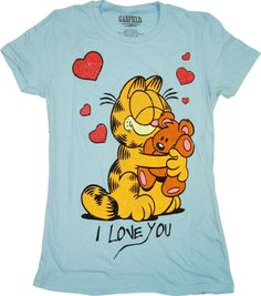 I love this. Garfield & Pooky