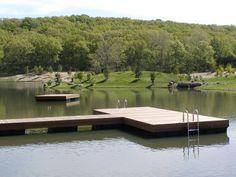 Dock & Swim Platform Decking