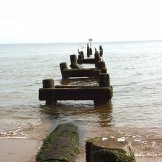 Old dock....keansburg beach