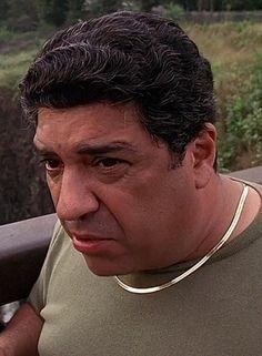 The Sopranos Season 1 Episode 1,  Vincent Pastore ...  Salvatore 'Big Pussy' Bonpensiero