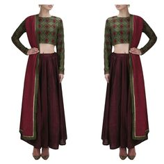 Riya Maroon Lehenga Product Info : Lehengha & Choli Fabric: Benglori Silk Dupatta Fabric : Georgette Inner : Santoon Work type : Digital Print  Price : 1500 INR Only ! #Booknow  CASH ON DELIVERY Available In India ! Shipping Charges Extra  World Wide Shipping Available !  PayPal / WU Accepted  Free Shipping On Prepaid Shipment In India  Stitching Service Available  To order / enquiry  Contact Us : 91 9054562754 ( WhatsApp Only )  #fashion #lookbook #outfitsociety #fashiongram #dress #model…