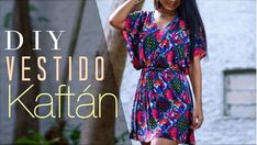 DIY Vestido Kaftán muy fácil