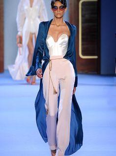 Ulyana Sergeenko Haute Couture Spring/Summer 2014