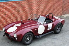 1965 AC Shelby 427 Comp Cobra