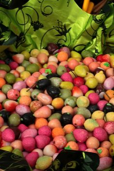 Great colours, Italian candy......so pretty