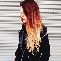 long hair styles wav