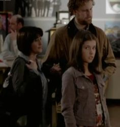 Wolfblood (Maddy and her mom and dad)