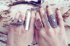 earthy rings