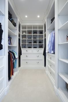 walk in closet, light and bright Coastal Hideaway – Sandbanks - Hayburn & Co