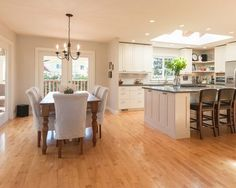 ... Level Ranch Kitchen Remodel. on raised ranch kitchen designs for homes