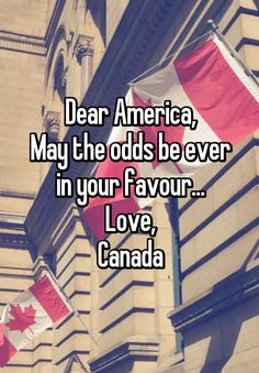 """""""Dear America, May the odds be ever in your favour.probably cuz Trump is prez.(no offense to people who like trump) Funny Pins, You Funny, Funny Cute, Hilarious, Funny Stuff, Whisper Quotes, Whisper Confessions, Whisper App, Things To Know"""