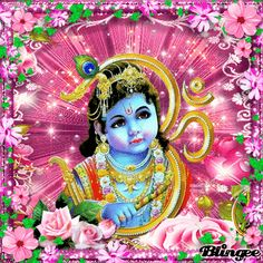 Krishna Gif, Radha Krishna Photo, Durga Maa, Hanuman, Happy Janmashtami, Lord Vishnu Wallpapers, Bald Hair, Lord Shiva, God