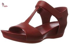 Camper Micro, Chaussures Femme, Rouge (Medium Red 008), 41 EU - Chaussures camper (*Partner-Link)