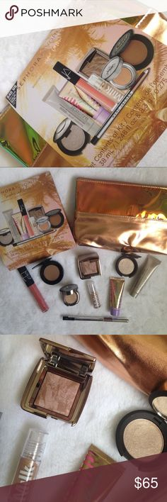 Sephora favorites sun kissed glow Sephora favorites sun kissed glow. All new items. Becca, Mark Jacobs, NARS , Too Faced, Tarte, Urban Decay, Houglass and Milk. 3 Full size items $150 VALUE Sephora Makeup