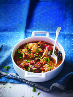 Fragrant fish tagine recipe. Brighten up your week with this warming ...
