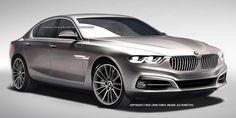 2017 BMW 8 Series Gran Coupe concept