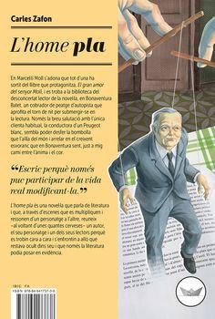 L'home pla / Carles Zafon. Edicions del Periscopi, 2014. (1a ed.)