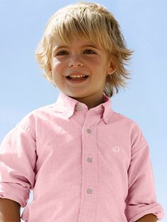 Cutest little boy!