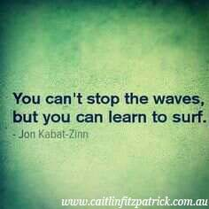 Ride the waves :)