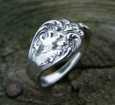 obsessed with sterling silver rings
