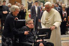 """http://seryhumano.com/web/?p=15980 Papa Francisco: """"El Big Bang no contradice a Dios, lo exige"""""""