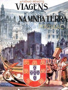 VIAGENS NA MINHA TERRA   VITALIVROS // Livros usados, raros & antigos //