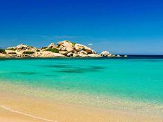 The wonderful La Licciola beach Valle dell Erica #Sardinia