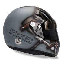 Adrian Sutil's USGP Helmet