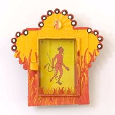 Niche I Decor: Hand made niche I from Mexico by Milagros.