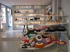 Designer Zoo Vesterbrogade 137 1620 København V Tel: 3324 9493 www.dzoo.dk