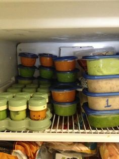"""Making T's baby food was something I felt really good about. It was the most """"all-natural, organic"""" way a mommy could possibly go. I know th..."""