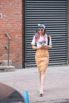 Mademoiselle Yulia , New York , Sep 2013