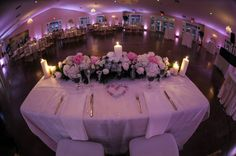 Wedding Planners - Eventrics Weddings   Venue - The Lange Farm   Photography - Asaad {AI} Images   Event Design - The Event Source Weddings   Wedding Reception   Wedding Reception Sweetheart Table