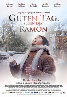 Guten Tag, Ramón (2014) - La verdad es que si no hubiera sido por Usted, no sé... No sé. Usted es como mi hada madrina, como mi ángel de la guarda. V