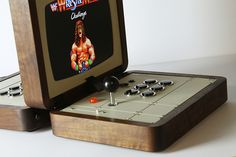 Battlecade, A Portable Face-to-Face Arcade Console for Two Players Inspired by Battleship