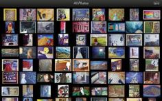 get a glimpse of how the Artist views the world through a collection of of his paintings Reality Apps, Outsider Art, The Outsiders, Paintings, Artist, Collection, Paint, Painting Art, Artists