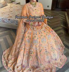 Lehengas For Wedding USA | Punjaban Designer Boutique
