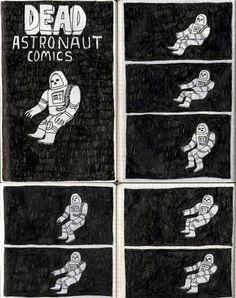 Dead Astronaut Comics
