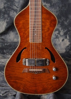 Asher lap steel