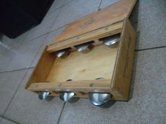 stomp box drum machine