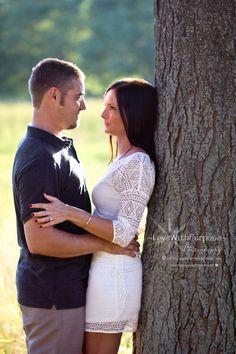 Engagement Photo Shoot - Great Natural Light.