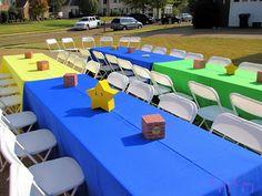 GreyGrey Designs: {My Parties} Super Mario Birthday Party!