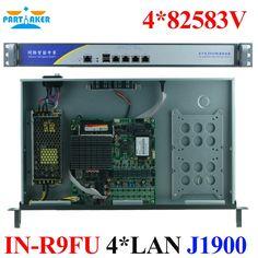 203.00$  Watch here - http://alin56.shopchina.info/1/go.php?t=32807956215 - Partaker Intel J1900 Virus Firewall with 4 LAN 1 VGA COM 2 USB Pfsense Routing  #magazineonline